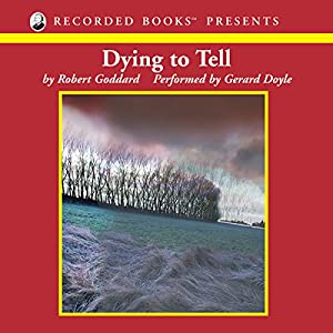 Dying To Tell Audiobook