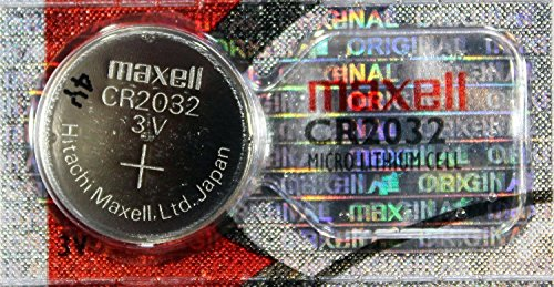 - Maxell One CR2032 Micro Lithium Cell