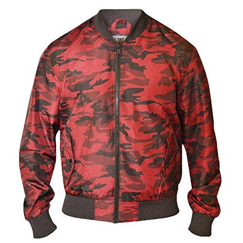 hombre Rosso Duke para London Chaqueta tqffw7pZ