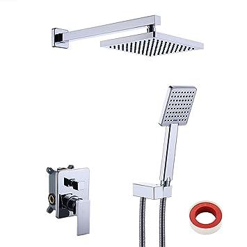 Amazon.com: KES Sistema de equilibrio de presión de ducha ...