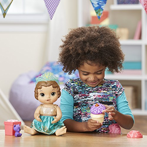 BR Baby Alive Cupcake Birthday Baby