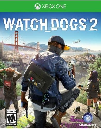 Cokem Watch Dogs Xbox One product image