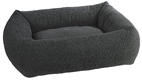 - Bowsers Dutchie Bed, Large, Grey Sheepskin