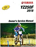 LIT-11626-14-46 2001-2002 Yamaha YZ250F Motorcycle Owners Service Manual