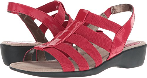 sandals red - 9