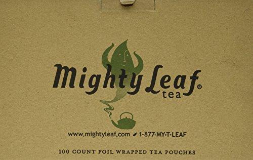 Mighty Leaf Organic Green Dragon Tea, 100 Tea - Organic Dragon