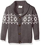 Product review for Crazy 8 Toddler Boys' Long Sleeve Shawl Collar Sweater