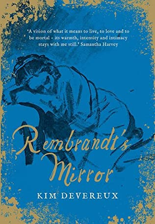 book cover of Rembrandt\'s Mirror