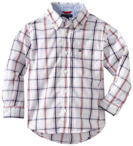 Tommy Hilfiger Boys 2-7 New Vineyard Shirt