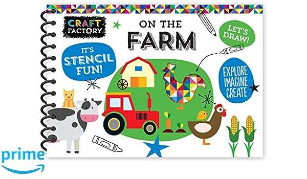 Craft Factory On The Farm: Parragon Books Ltd: Amazon com au