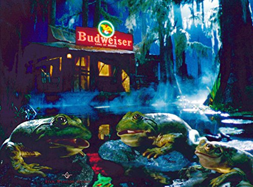 8 best budweiser frogs