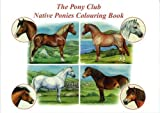 img - for The Pony Club Native Ponies Colouring Book book / textbook / text book