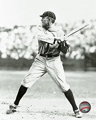 Ty Cobb Detroit Tigers MLB Action Photo (Size: 8