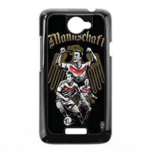 HTC One X Cell Phone Case Black WorldCup Germany Jzypq