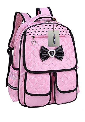 Puretime Leather Backpack Satchel Princess product image