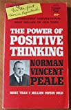 The Power of Positive Thinking, Norman Vincent Peale, 0800780337