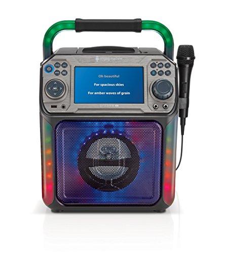 Singing Machine Groove XL
