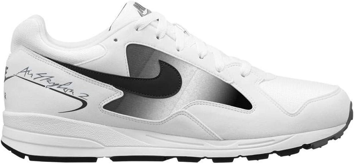 Nike Air Skylon II, Zapatillas de Running para Hombre, Multicolor (White/Black/Cool Grey 101), 45.5 EU: Amazon.es: Zapatos y complementos