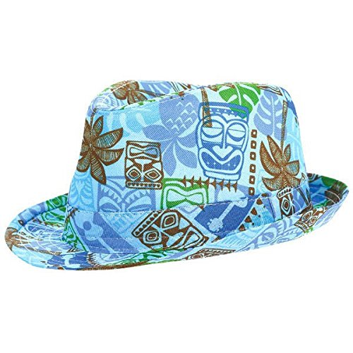 Blue  (Hawaiian Dress Up Costumes)