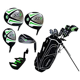 X1 Men's Tall Complete Golf Set (Right Hand) Custom Made for Golfers 6'0