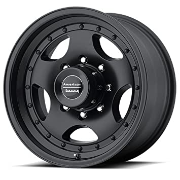 American Racing Series AR23 Machined Wheel with Clear Coat 15x10//5x4.5