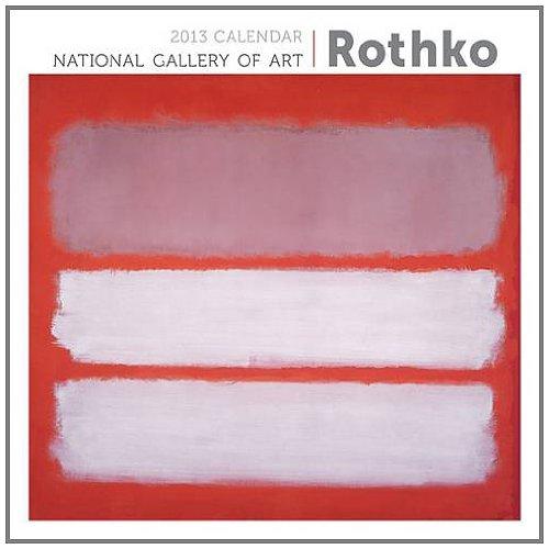 (Rothko 2013 Calendar)