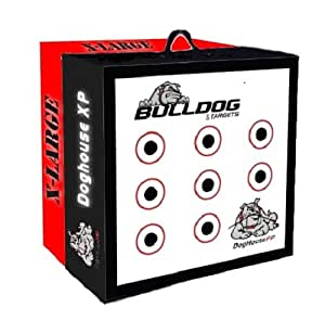 bulldog target amazon com bulldog doghouse xp 24 quot x 24 quot 12 quot extra 7577