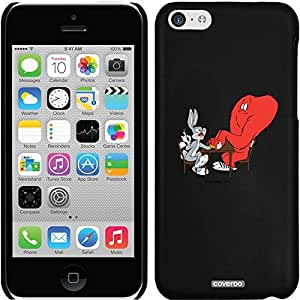 Coveroo iPhone 6 4.7 Black Thinshield Snap-On Case with Gossamer With Bugs Bunny Design