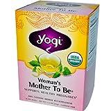 Yogi Teas Tea Woman Mother to Be Organic, 16 ct