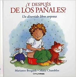 Amazon.com: Y Despues de Los Panales ? (Spanish Edition) (9788448012083): Marianne Borgardt: Books