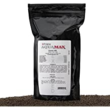 """Purina Mills Aquamax Grower 400 Starter Feed To Early Grow-Out Diet For Both Carnivorous & Omnivorous Species, Extruded 3/32""""(2.4mm) Pellet With Approximately A 50% Float Rate, 45% Protein, 20 Ounces"""