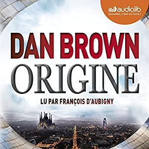 Origine (Robert Langdon 5) | Livre audio