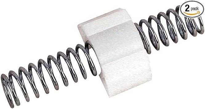 Slide-Co 163093 Bi-Fold 4-Door Snugger Pack of 2 Self-Adjusting,