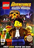 LEGO: The Adventures Of Clutch Powers (DVD Zone 3)