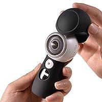 Holaca Sports Camera Accessory for Samsung Gear 360 2017 Edition Spherical Cam 360 degree 4K Camera SM-C210