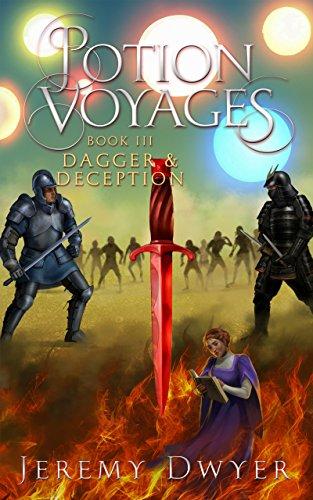 Potion Voyages Book 3: Dagger & Deception