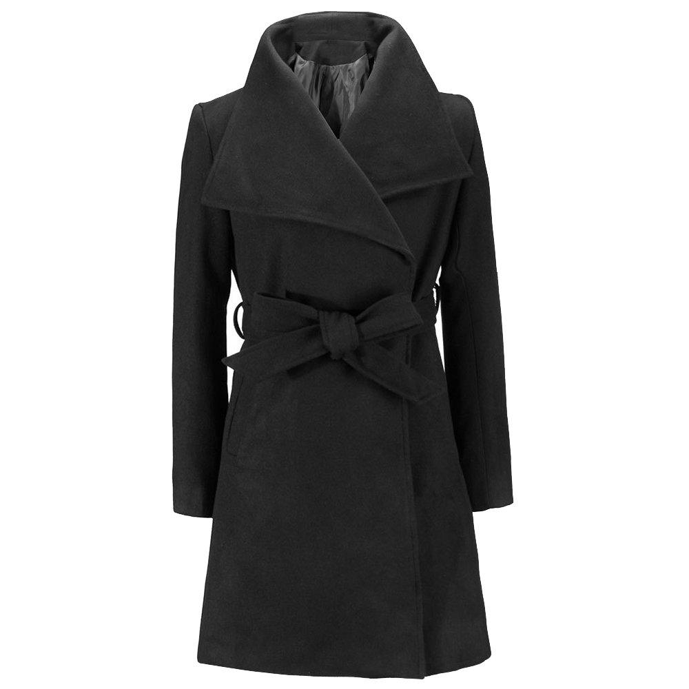 Femme Manteau Automne Hiver Decha Avec Coats Veste Trench Chaude w0OmyvN8n
