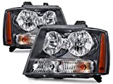 Chevy Avanlanche/Suburban/Tahoe Headlights Headlamps Driver/Passenger Pair New