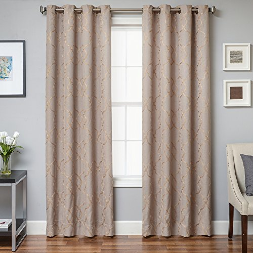 Softline Catskill Series Window Treatment/Window Curtain/Panel/Drape 55