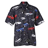 Ford New Mustang Camp Shirt, 2XL