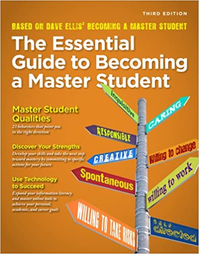 The Becoming a Master Student: The Essential Guide to Becoming a Master Student Textbook-Specific Csfi