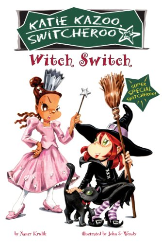 Witch Switch: Super Special (Katie Kazoo, Switcheroo Book 4) ()