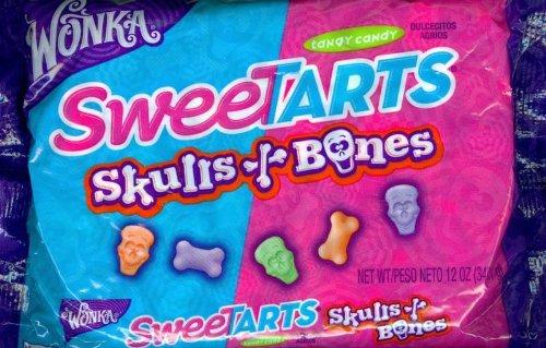 Sweet Tarts Skulls and Bones (Sweet Tarts Halloween Candy)