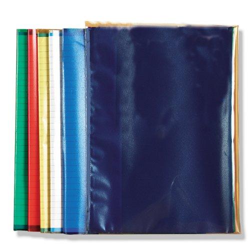 Herma - 25 fodere per quaderni, DIN A, colore: trasparente Toppoint 7490