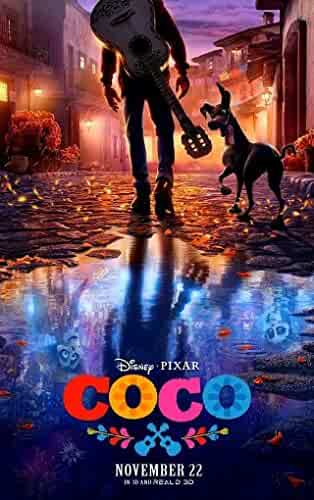 Coco (DVD 2018) Animation Family Adventure CapitalAMZ