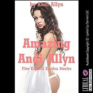 Amazing Andi Allyn Audiobook