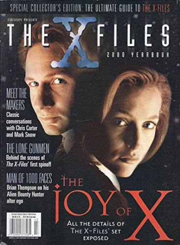 The X-Files 2000 Yearbook (Cinescape Presents)