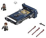 LEGO Star Wars Solo: A Star Wars Story Han Solo's Landspeeder 75209 Building Kit (345 Piece)