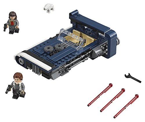 LEGO Star Wars Han Solo's Landspeeder 75209 Building Kit 345 pieces