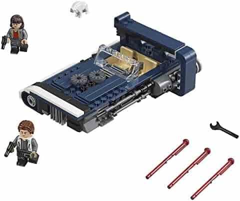 LEGO Star Wars Han Solo's Landspeeder 75209 Building Kit 345 pieces